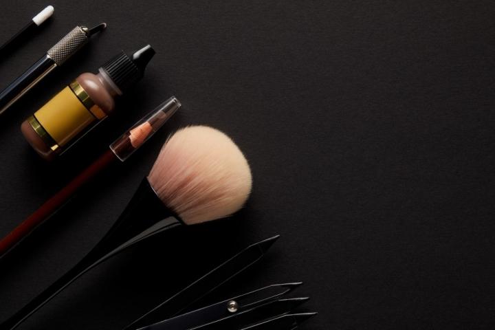 Quel pinceau à maquillage choisir quand on est professionnel?